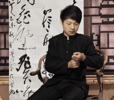 专访青年书法家芦琪――心缘翰墨,独抒性灵