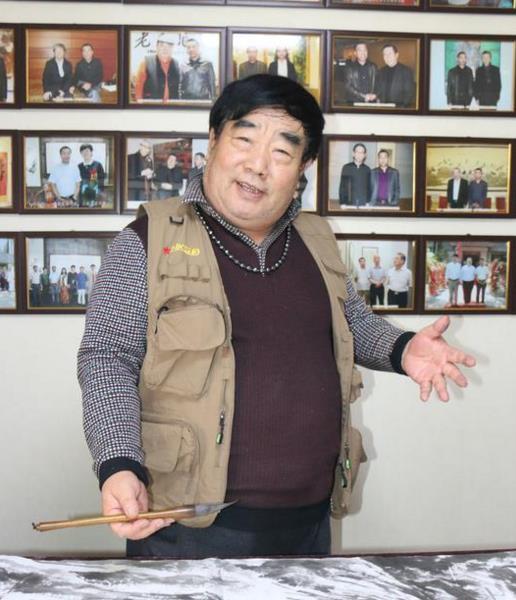 宣和艺术院会员推荐:画家李鸿翔