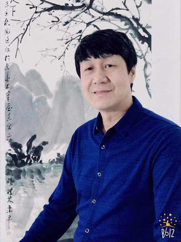宣和艺术院会员推荐:著名画家胡乐平