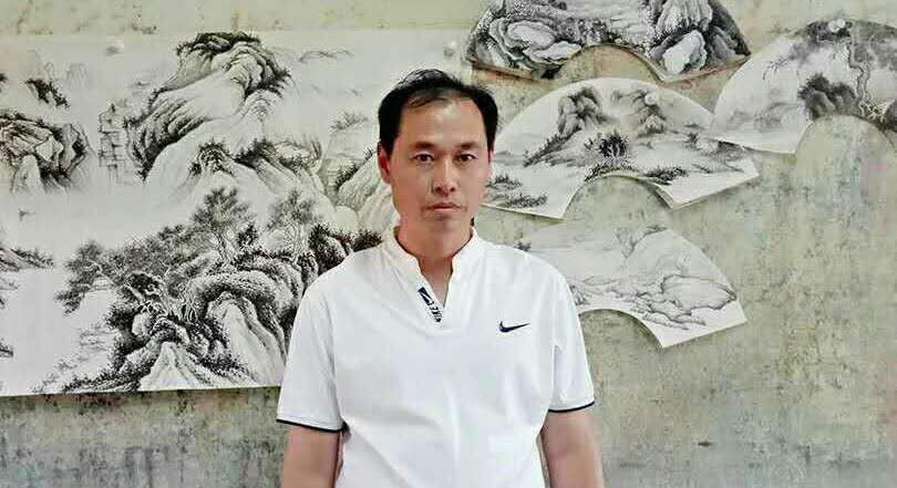 宣和艺术院推荐:画家滕传辉