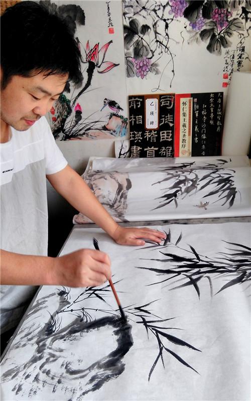 宣和艺术院推荐:画家王松