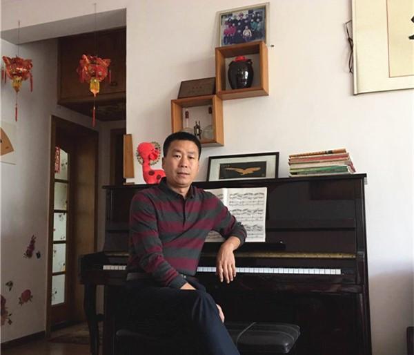 赵凤鸣――音乐人生路 书法绘豪情