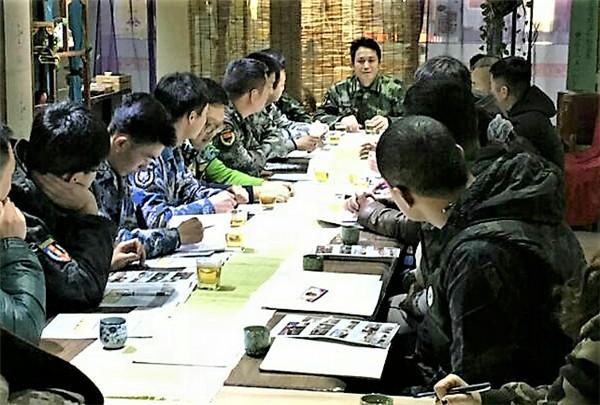 唐山首届军事拓展训练交流会议成功举办