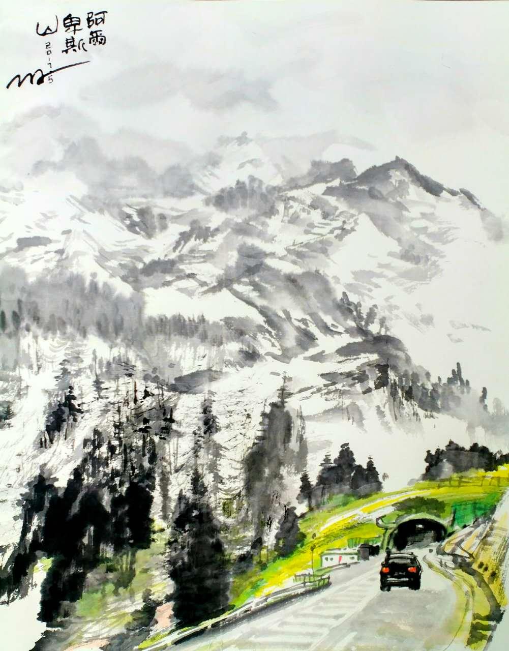 飞驰环球《欧陆景行》2017中欧文化之旅-瓦伦湖站