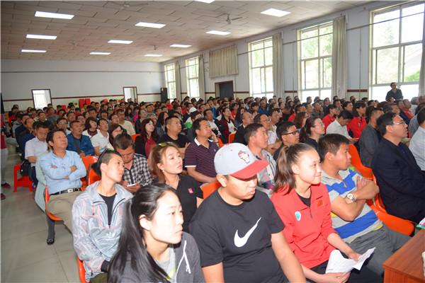 河北宣化二中等32所学校成为本市首批冰雪特色学校
