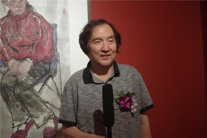 """""""融古汇今""""中国画名家邀请展在炎黄艺术馆举行"""