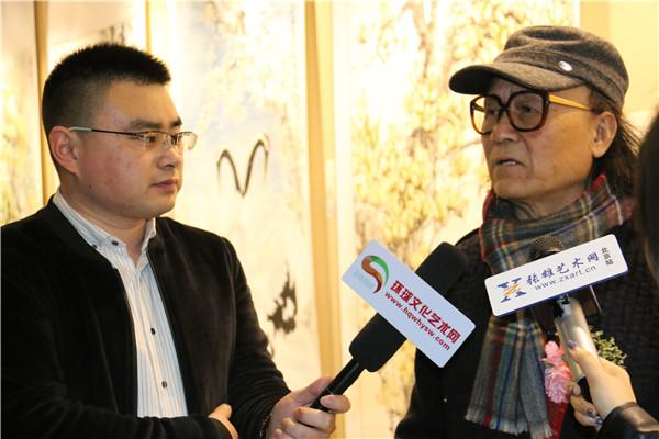 环球文化艺术网副主编、宣和艺术院秘书长杨东亮采访系列(三十)