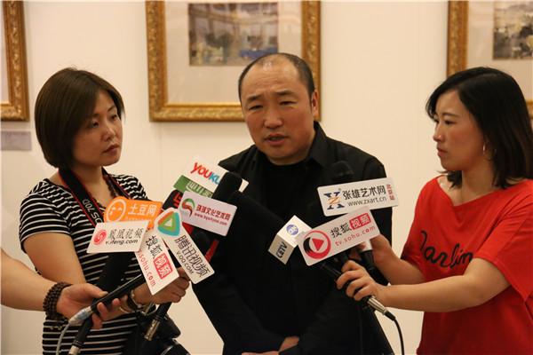 环球文化艺术网副主编、宣和艺术院秘书长杨东亮采访系列(三十二)