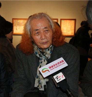 环球文化艺术网副主编、宣和艺术院秘书长杨东亮采访系列(三十七)
