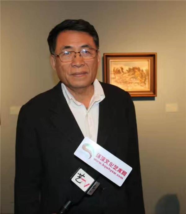 环球文化艺术网副主编、宣和艺术院秘书长杨东亮采访系列(四十三)