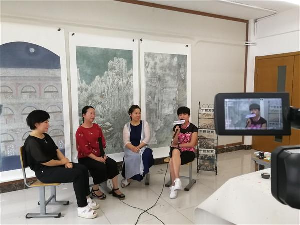 环球文化艺术网副主编、宣和艺术院秘书长杨东亮采访系列(四十四)