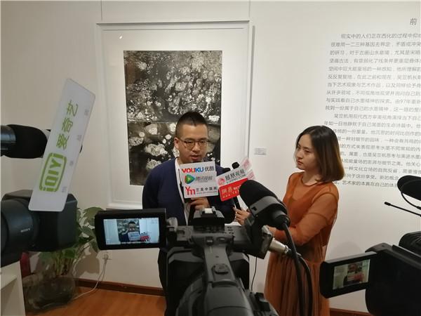 环球文化艺术网副主编、宣和艺术院秘书长杨东亮采访系列(四十五)