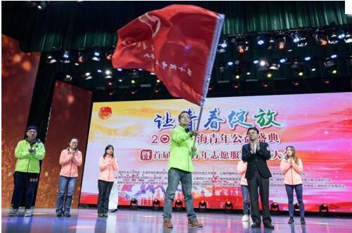 上海青年志愿服务:25年来,500万青年提供2000万人次志愿服务
