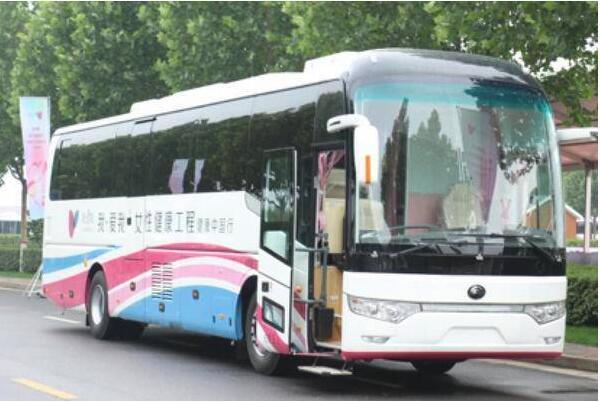 """中脉公益""""2018健康巴士中国行""""活动启动"""