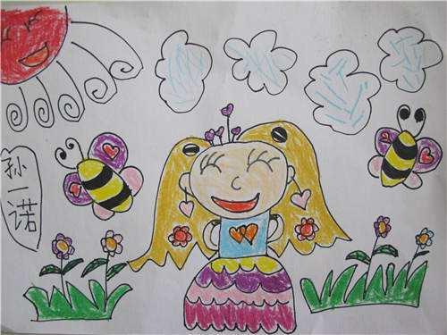少儿人物网―用绘画培养幼儿多观察多动手的好习惯