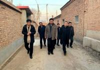 河北省残联巡视员张国生一行领导到宣化区入户慰问建档立卡贫困残疾人家庭