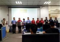 樊登读书分会第一期读书分享会在河南残友就业培训孵化基地同学们的朗朗读书声中拉开序幕――《感受爱》