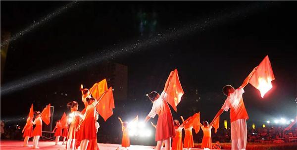 薛刚舞蹈艺术培训中心《祖国在我心中》文艺晚会