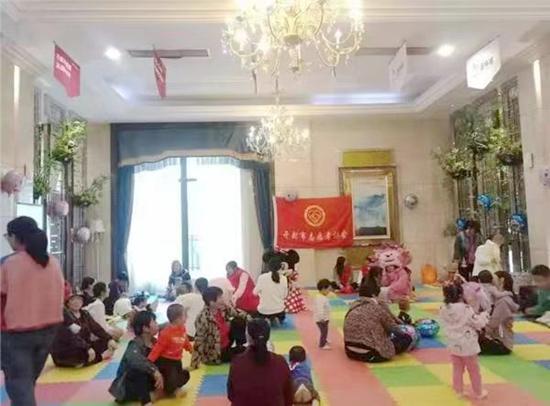河南开封【乐邻・社区志愿服务站】关爱未来,陪伴成长