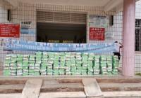 "ICSO国际公益扶持组织顺利开展""一盒奶,一善心""系列项目"