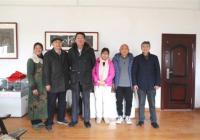 公益在线武汉站召开《纪念岳飞专题展》座谈会