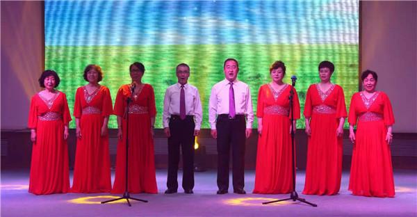 河北宣化庆祝第31个全国助残日《爱在人间》文艺晚会在上谷宾馆隆重举行